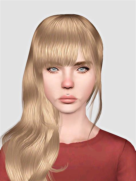 haircuts zone round tips and bangs hairstyle id 135 by peggy zone sims
