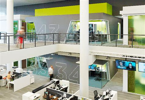 Npr Office by New Leed Hopeful Npr Headquarters Boasts State Of The