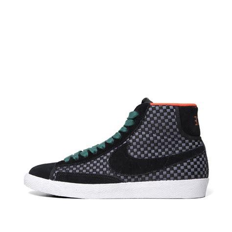 Nike Background Check Vintage Nike Kicks Woven Checks For Casual Wear Soletopia