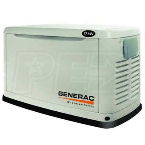 generac guardian 5885 17kw home standby generator
