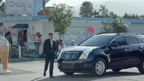 dimples actresses on older cadillac car commercials actor in cadillac commercial 2014 2014 cadillac srx tv