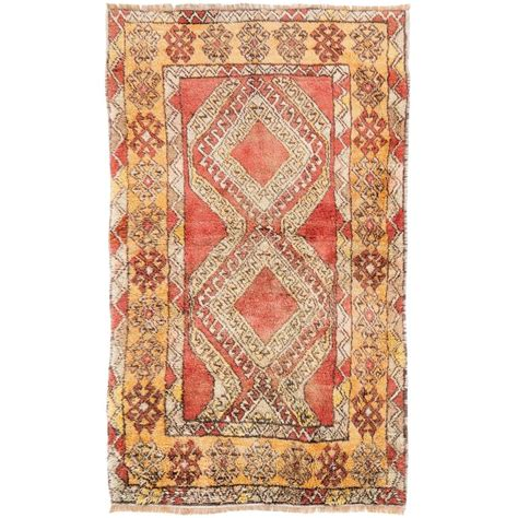semi antique rugs semi antique central anatolian tulu rug for sale at 1stdibs