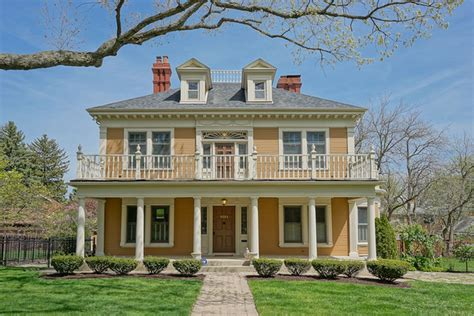 french house beverly s landmarked 1894 french house returns with price cut curbed chicago