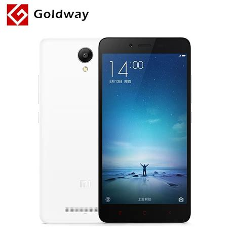 Original Xiaomi Redmi Note 2 Smartphone 4g Octa 2 0 Ghz best original xiaomi redmi note 2 td tdd mobile phone octa
