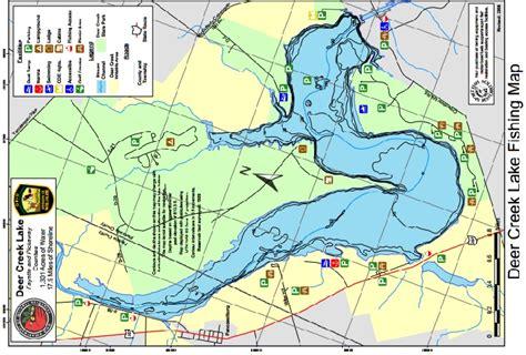 public boat launch lake james indiana deer creek lake