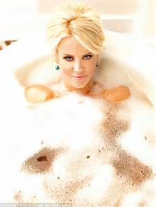 Mccarthy Bathtub mccarthy gets into a lather as she slips into