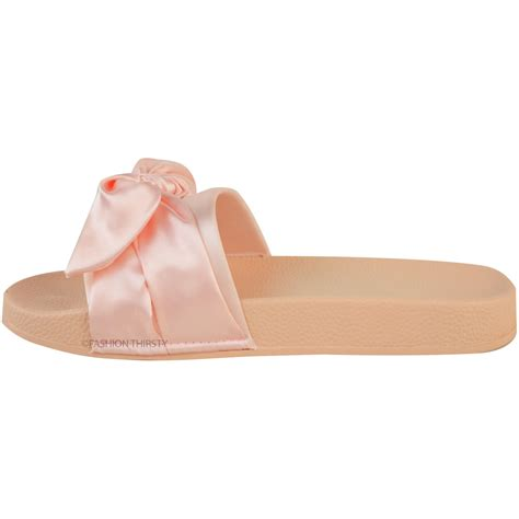 slides shoes for womens slider flat slides sandals slip on mules