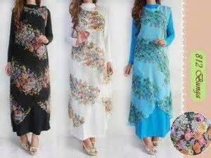 Aluna Cl Dress Dress Maxi Dress Pakaian Wanita gerai toko jam tas pakaian dan dompet murah