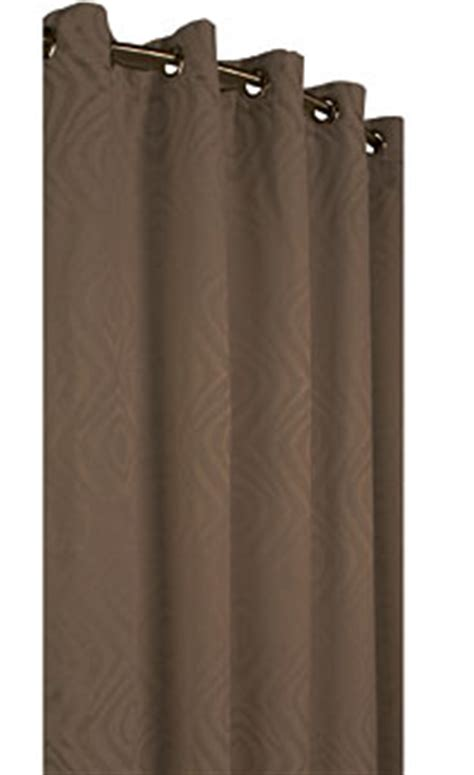 hookless shower curtain brown arc hookless 174 shower curtains a1 textiles ymca