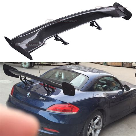 one spoilers universal auto car rear spoiler wing for any car gt