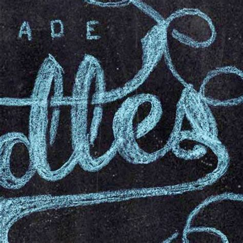 chalkboard typography tutorial photoshop how to create a chalk logo effect in photoshop tuts