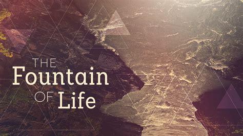 fountain of life bible church