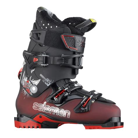 salomon quest boots salomon quest access 80 ski boots 2013 evo outlet