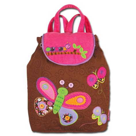 childrens backpacks stephen joseph signature quilted