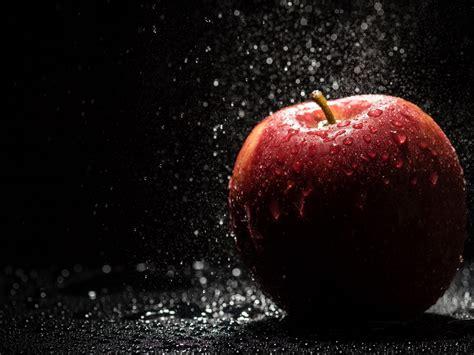 wallpaper 4k ultra hd mac water drops on apple wallpaper 4k hd wallpaper background