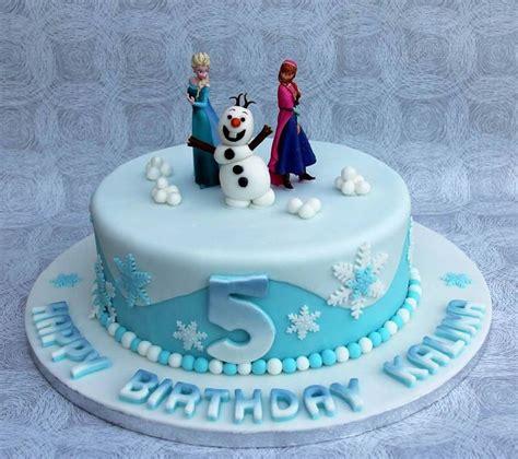 Kue Ultah Frozen Tingkat 22 cantiknya 22 kue ulang tahun frozen ini bikin putri kamu