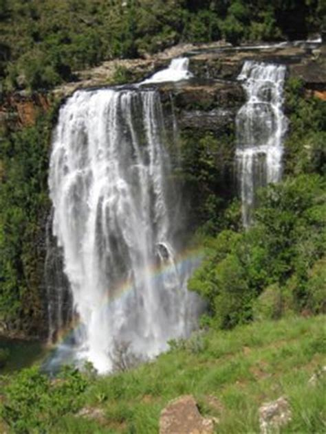 africa and the middle east waterfalls: visitor contributions