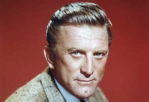 kirk douglas at 100: a one man hollywood mount rushmore