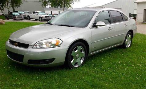impala ss 2007 2007 chevrolet impala ss 4dr sedan in rensselaer in tim