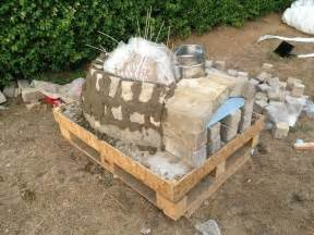 Pizza Oven Backyard by Diy Outdoor Pizza Oven Submited Images