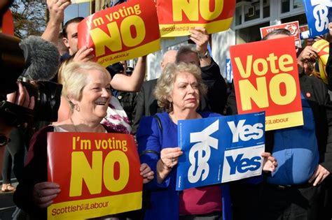 a yes vote in scotland would unleash the most dangerous scottish independence vote what does it mean