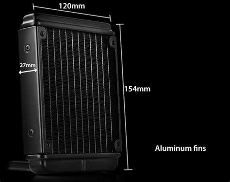 Cooling Fan Deepcool Maelstrom 120t Liquid Cooler Maelstorm 120t deepcool dp gs h12rl ms120t redam4 maelstrom 120t enclosed liquid cooling system dp gs