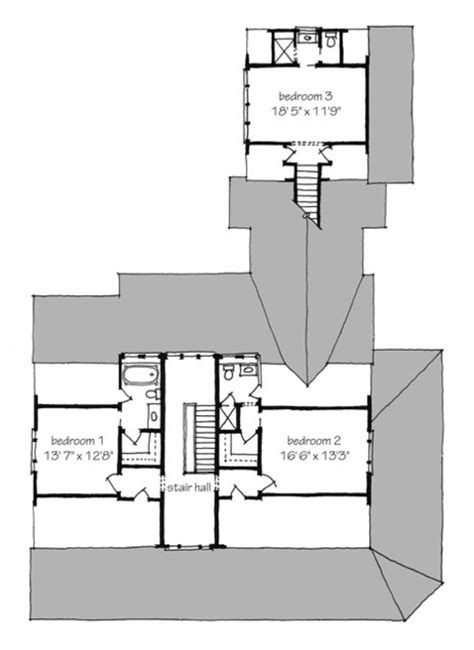 farmhouse revival house plan farmhouse revival print southern living house plans