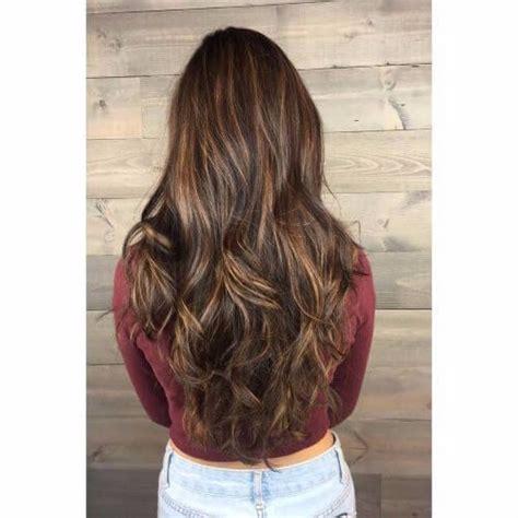 balayage highlights on dark brown hair 80 balayage highlights ideas for every hair color hair