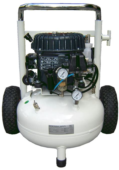 silentaire val air 50 t aire silent running airbrush compressor lubricated portable air