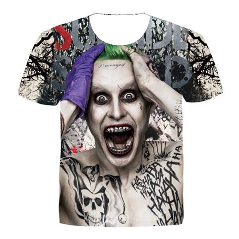 My Little Pony Wall Stickers suicide squad joker t shirt punchit