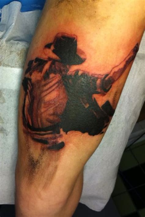 mj tattoo michael jackson tattoos by fans around the world