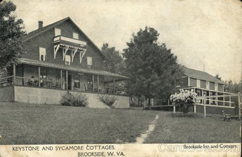 Keystone Cottages by Keystone And Sycamore Cottages Brookside Wv