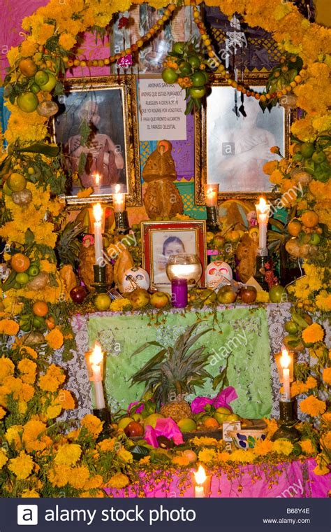 at the mountainsâ altar anthropology of religion in an andean community books oaxaca mexico day of the dead altar to family ancestors
