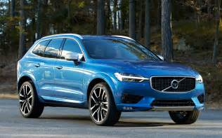 Volvo Sweden Brand New Volvo Xc60 2018 Has Entered Production In Sweden