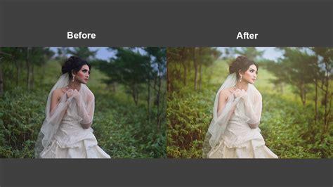tutorial photoshop vintage color photoshop cc tutorial soft vintage color effect easily