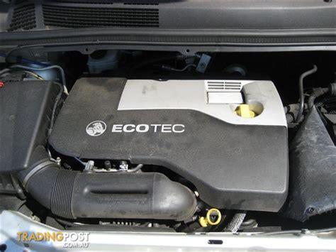 holden zafira engine holden astra or zafira 2 2lt engine for sale in