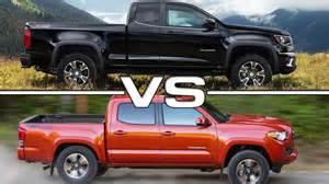 Chevrolet Of Tacoma 2016 Toyota Tacoma Vs 2016 Chevrolet Colorado Autos Post