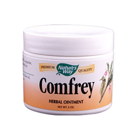 Nature's Way, Comfrey, Herbal Ointment, 2 oz   iHerb.com