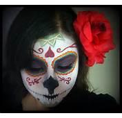 Maquillaje De La Catrina Para Halloween Gina Rojas