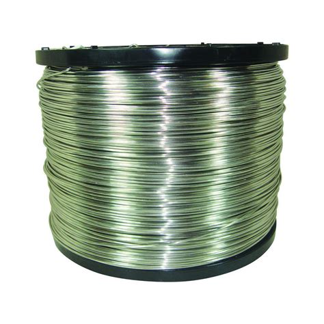 yardgard 170 ft galvanized tension wire 328787dpt the