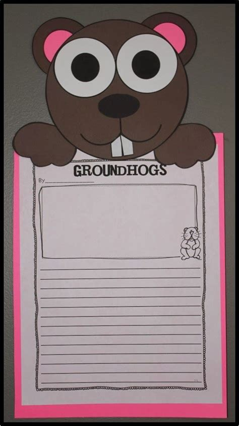 groundhog day writer 17 best images about groundhog day activities on