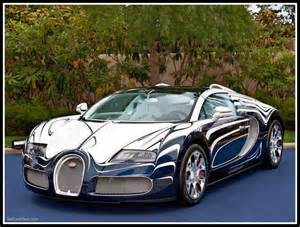 Bugatti Veyron Chrome Chrome Bugatti Veyron Vehicles