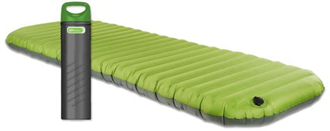 aerobed pakmat portable airbed stores  pump