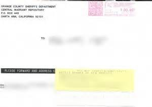 is a bench warrant the same as an arrest warrant orange county bench warrant attorney failure to appear