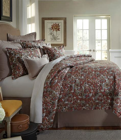 noble excellence down comforter villa by noble excellence alara floral jacobean comforter