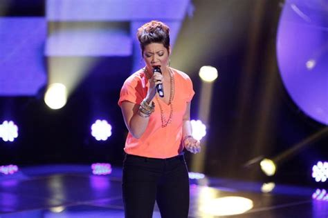 the voice tessanne chin stars in clear scalp hair commercial the voice 5 blind auditions 2 live blog recap tessanne