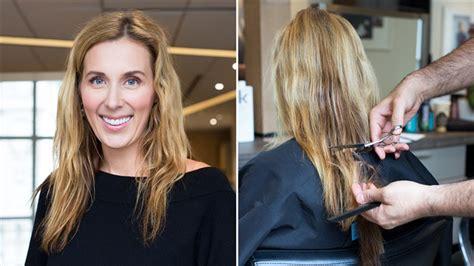 mom haircut short stylish  easy  maintain