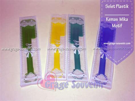 Spatula Solet Plastik Import solet plastik motif murah jual souvenir pernikahan