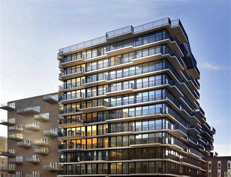 westerdok apartment building amsterdam apartments