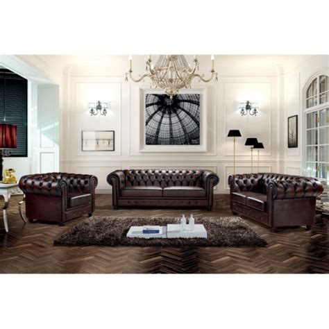 luxury chesterfield sofa china luxury italian leather vintage chesterfield sofa set